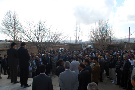 اعلام آمادگي آقامحمدي براي مناظره با رقيب انتخاباتي